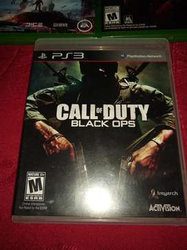 Call Of Dury Blak Ops Ps3