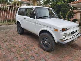 Vendo Lada Niva 2001
