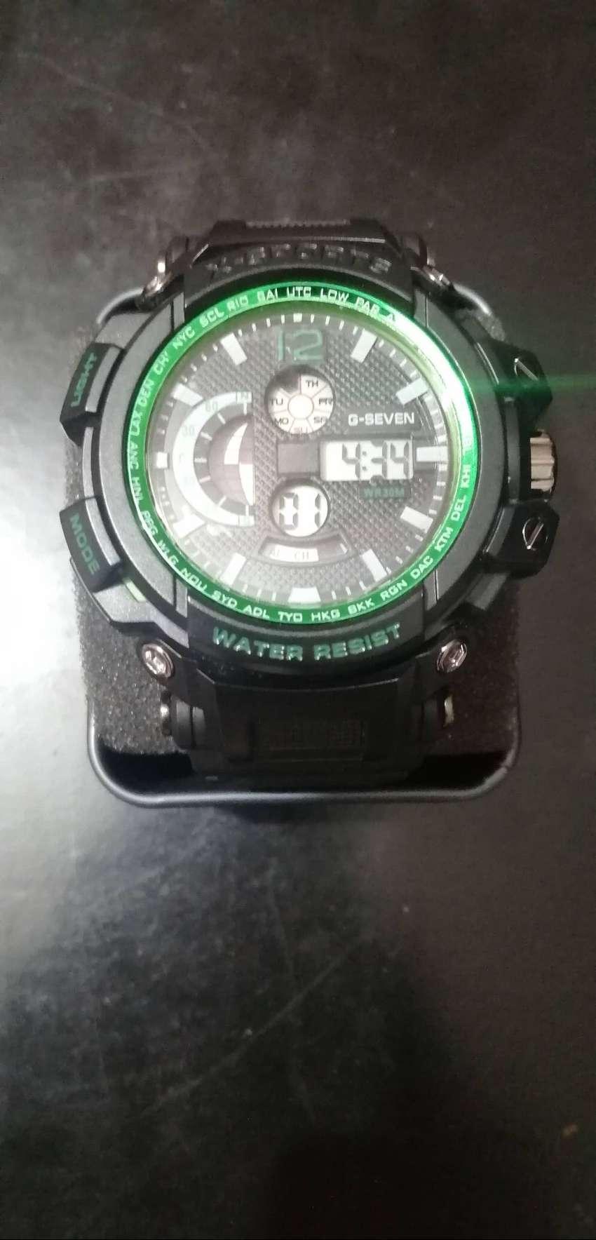 Reloj G-Shock GSeven