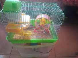 Jaula mediana para hamster