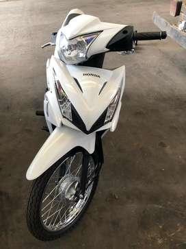 Honda Wave 2019 850km Igual a Cero patentada!!!escucho oferta !