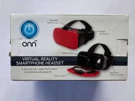 Lentes Realidad Virtual (rojo)