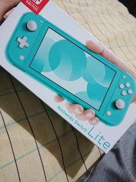 Nintendo Switch Lite Y Zelda Botw