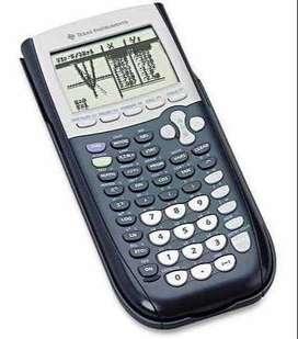 Calculadora texas Ti-84 plus, cable de datos
