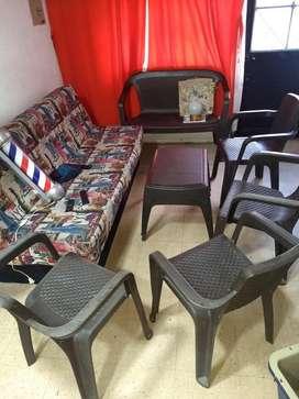 Sof cama y sillas rimax  130000