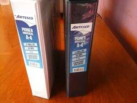 Vendo archivador Pioner Universal Artesco A4 45mm
