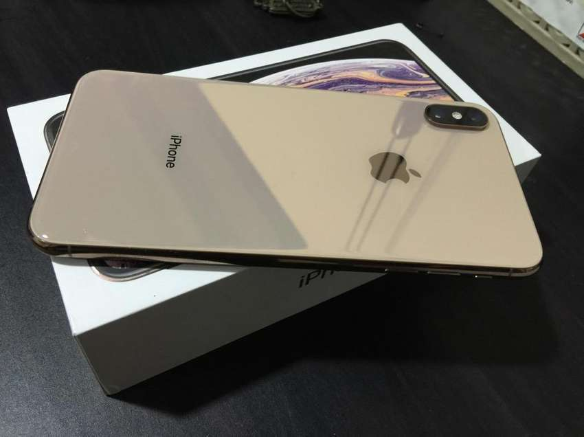 iPhone Xs Max 256Gb (Gold) 0