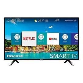 Smart tv 32 nuevo en caja converdable