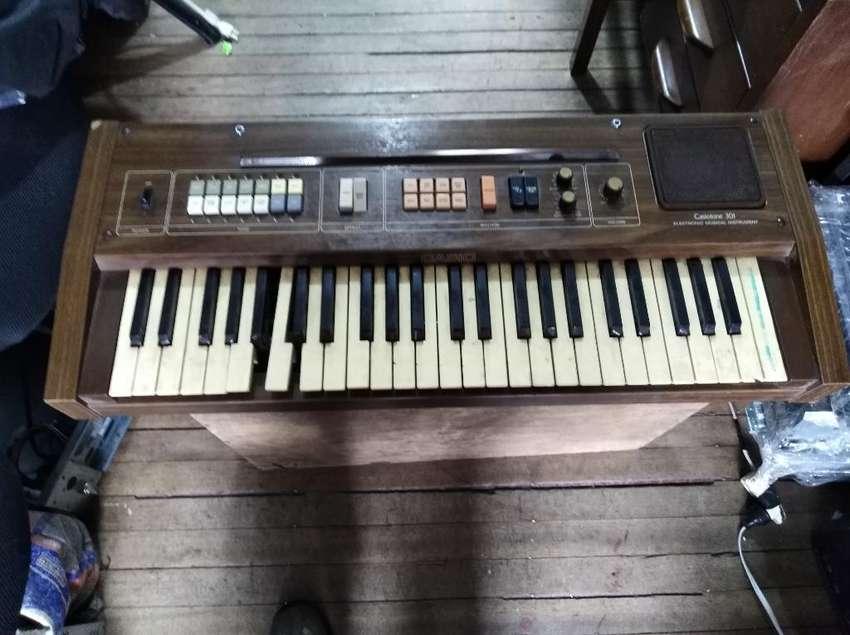 Piano Antiguo Funcional
