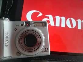 Camara Canon-Negociable