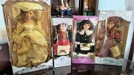 Colección de muñecas americanas