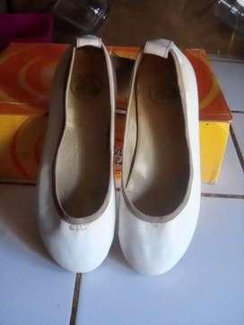Ballerinas blancas
