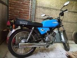 Honda MB 100 Japón 1980