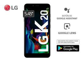LG K20 SOMOS DELIBLU MOVILES