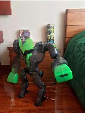 Max steel mega robot