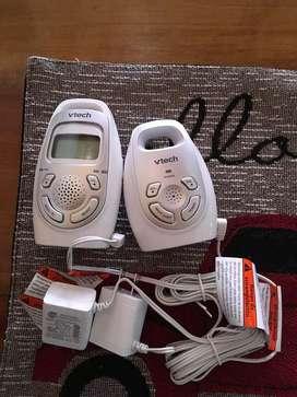 monitor de audio digital para bebés