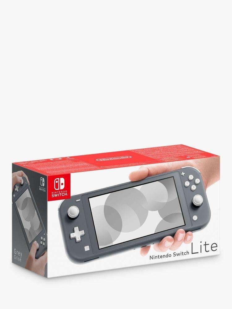 Nintendo switch lite 1 mes de uso 0