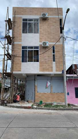 Alquilo minidepartamento a 10 min. centro de Iquitos