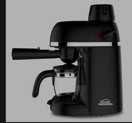 Cafetera espresso + capuccino + coffee NUEVA