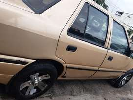 Auto clásico hyundai 94
