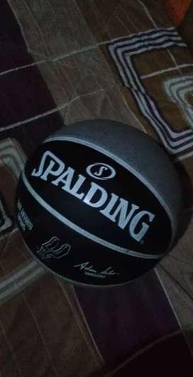 Vendo balón de básquet