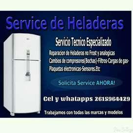 Tecnico en Refrigeracion a Domicilio 370