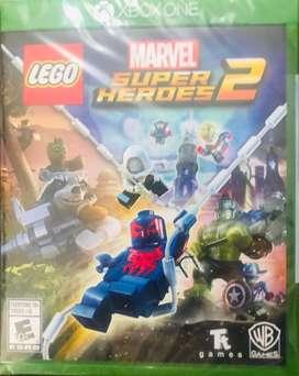 Juego Marvel super heroes 2