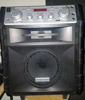 Parlante Bluetooth Philco Djp75bt Portatil Bafle Amplificado