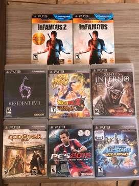 Venta de videojuegos para PS3