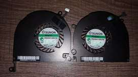 Vendo dos fan (abanicos) para MacBook Pro Sunon