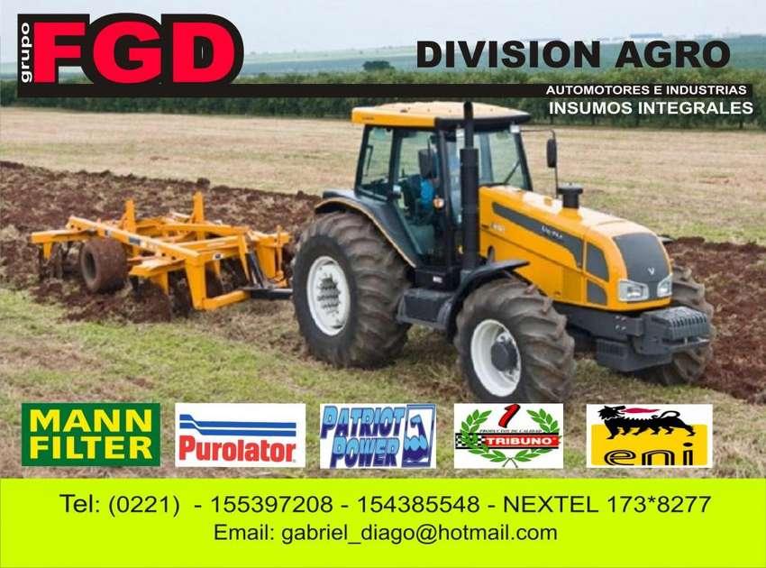 FILTROS MANN DIVISION AGRO 0