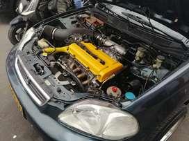 Honda civic modelo 98