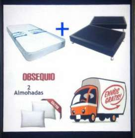 Muebles Alcoba Camas Promoción Envío Gratis