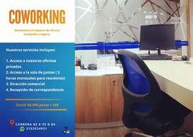 Espacio de trabajo ( Coworking)