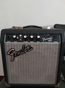 Amplificador para guitarra eléctrica Fender frontman 10G