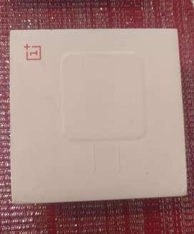 Cargador original OnePlus 5v