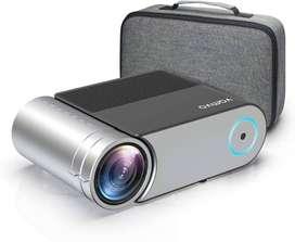 El Mejor Mini Proyector De Video Portátil Vamvo L4200