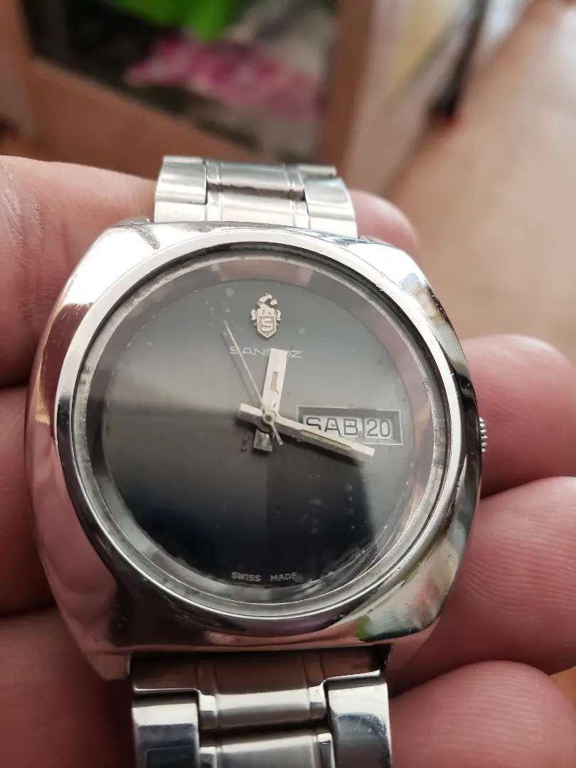 Reloj Sandoz antiguo 0