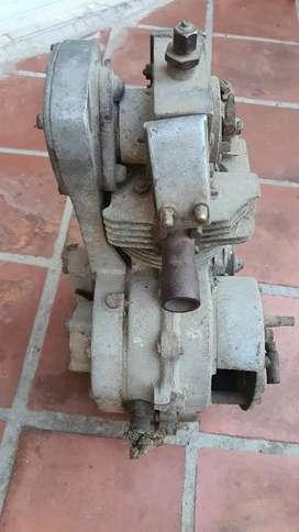 Vendo motor Tehelche