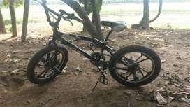 Una bicicleta