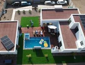 Casa Campo Leon Dormido