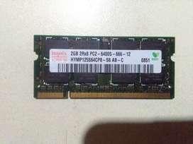 Memoria RAM DDR2 Net/Note/All
