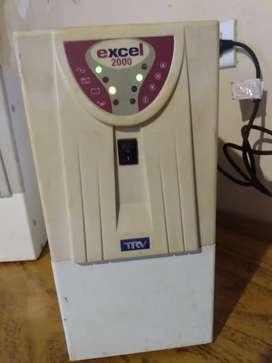 UPS estabilizador Excel 2000