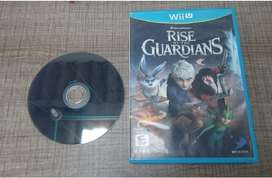 Juego Rise Of The Guardians Para Nintendo Wii U Usado!