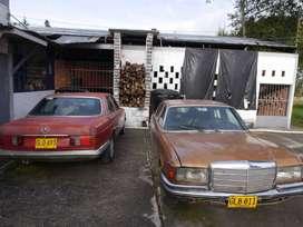 Mercedes Benz 1985 - Repuestos