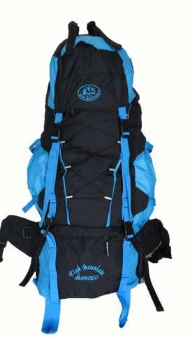 morral mochila camping high mountain colombianos