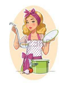 Busco empleo como ayudante de cocina
