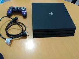 PS4 PRO 1TB 4K (YOSTIK) PERFECTAS CONDICIONES