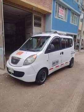 Vendo Chery Van Pass con trabajo visita médica transporte medico