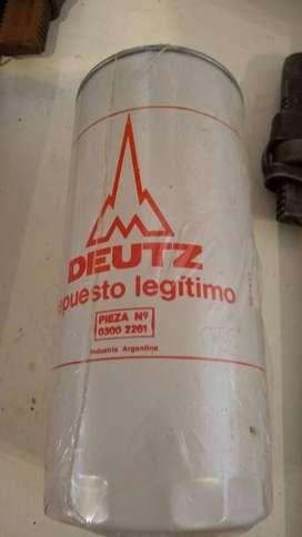 Filtros Deutz modelo 0300 2261